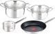 Набор кухонной посуды Tefal Simpleo B815S614 -