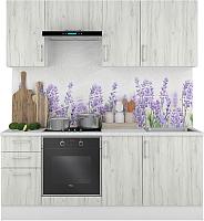 Готовая кухня Горизонт Мебель Европа 2.0 (белый крафт) -