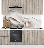 Готовая кухня Горизонт Мебель Европа 2.0 (ясень теормина) -