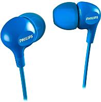 Наушники-гарнитура Philips SHE3555BL/00 (синий) -