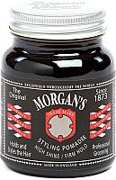 Паста для укладки волос Morgans Pomade сильная фиксация сильный блеск (100г) -