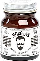 Воск для укладки бороды Morgans Twist and Twiddle (50г) -