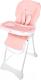 Стульчик для кормления Martin Noir Vector (pink flower) -