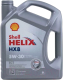 Моторное масло Shell Helix HX8 ECT 5W30 (5л) -