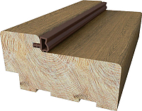 Коробка Юркас Deform Классика 35x70x2050 (дуб шале натуральный) -