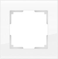 Рамка для выключателя Werkel Favorit WL01-Frame-01 / a030819 (белый) -