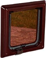 Откидная дверца для животных Trixie 38603 (коричневый) -
