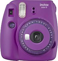 Фотоаппарат с мгновенной печатью Fujifilm Instax Mini 9 (фиолетовый) -