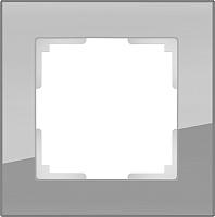 Рамка для выключателя Werkel Favorit WL01-Frame-01 / a030774 (серый) -