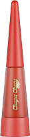 Тинт для губ Chupa Chups Coral Chiffon вельветовый со стойким пигментом -