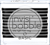 Набор резинок для волос Invisibobble Basic True Black -