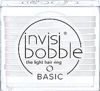 Набор резинок для волос Invisibobble Basic Crystal Clear -