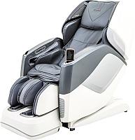 Массажное кресло Casada Aura CMS-553-BT (серый/белый) -