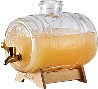 Диспенсер для напитков Kilner Barrel K-0025.896V -
