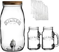 Набор для напитков Kilner K-0025.895V -
