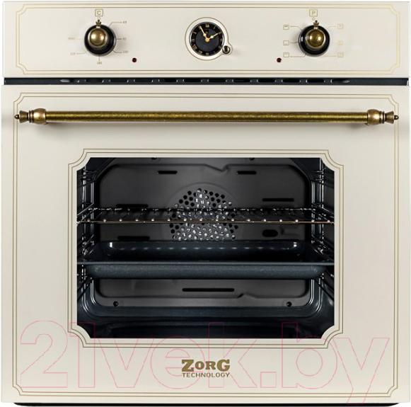Купить Электрический духовой шкаф Zorg Technology, BE6 RST EMY Cream, Украина