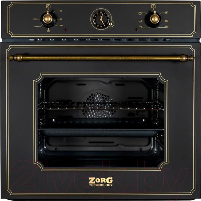 Купить Электрический духовой шкаф Zorg Technology, BE6 RST EMY Black, Украина