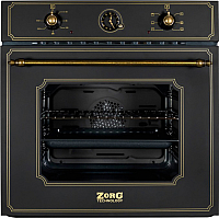 Электрический духовой шкаф Zorg Technology BE6 RST EMY Black -