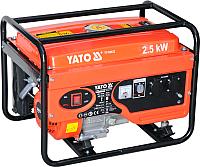 Бензиновый генератор Yato YT-85432 -