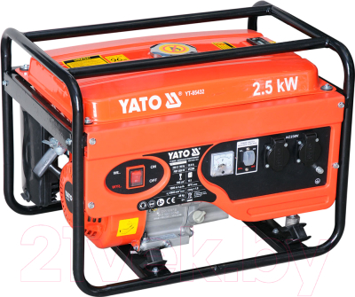 Бензиновый генератор Yato YT-85432