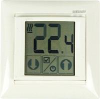 Терморегулятор для теплого пола Rexant RX-418H / 51-0565 (бежевый) -