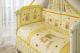 Комплект постельный в кроватку Perina Ника Н4-01.2 (мишка на подушке бежевый) -
