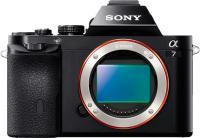 Зеркальный фотоаппарат Sony ILCE-7B -
