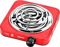 Электрическая настольная плита Centek CT-1508 (красный) -