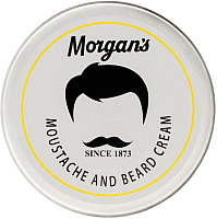 Крем для бороды Morgans Moustache & Beard Cream (250мл) -