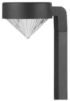 Фонарь уличный ЭРА SL-PL42-DMD / Б0007511 (черный) -