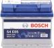 Автомобильный аккумулятор Bosch S4 560500064 / 0092S4E051 (60 А/ч) -