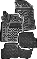 Коврик AVS для Renault Sandero 2/Stepway / A78746S (4шт) -