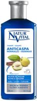Шампунь для волос Natur Vital Anti Dandruff против перхоти для нормальных волос (100мл) -