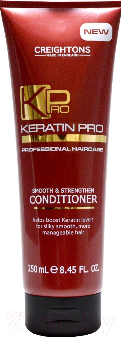 Купить Кондиционер для волос Creightons, Укрепляющий и увлажняющий с кератином (250мл), Великобритания