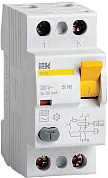 Устройство защитного отключения IEK ВД1-63 2Р 16А 30мА / MDV10-2-016-030 -