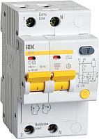 Дифференциальный автомат IEK MAD10-2-016-C-030 -