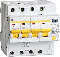 Дифференциальный автомат IEK MAD10-4-025-C-030 -