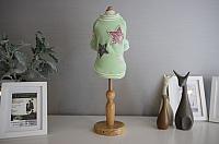 Толстовка для животных Nicovaer Звезда / 02091 (S, зеленый) -