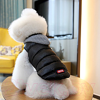 Куртка для животных Nicovaer 01636 (XL, черный) -