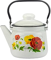 Чайник Эмаль 01-2708/4М -
