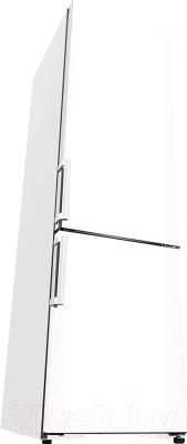Холодильник с морозильником LG GA-B509BVJZ