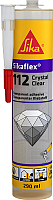 Клей-герметик Sika Sikaflex-112 Crystal Clear (290мл) -
