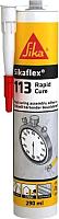 Клей-герметик Sika Sikaflex-113 Rapid Cure (290мл, черный) -