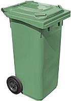 Контейнер для мусора Plastik Gogic 120л (зеленый) -