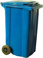 Контейнер для мусора Plastik Gogic 240л (синий) -