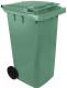 Контейнер для мусора Plastik Gogic 240л (зеленый) -