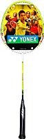 Ракетка для бадминтона Yonex Muscle B-6500I (белый/лимонный) -