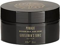 Паста для укладки волос Gentlemen's Tonic Medium Hold High Shine (85г) -