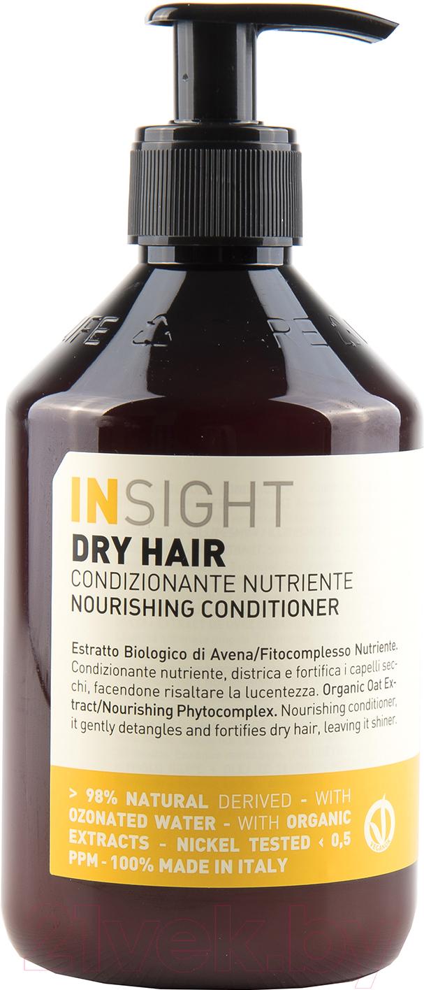 Купить Кондиционер для волос Insight, Увлажняющий для сухих волос (900мл), Италия, Dry Hair (Insight)