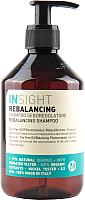 Шампунь для волос Insight Против жирной кожи головы (400мл) -